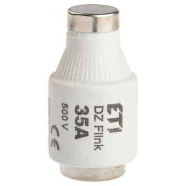 Wkładka topikowa D III DZ 35 A 500V ETI