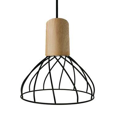 Lampa wisząca MODERNO czarna GU10 LIGHT PRESTIGE