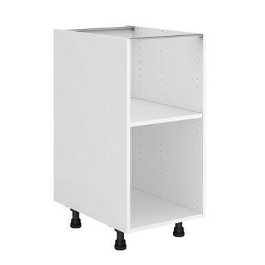 Korpus szafki kuchennej B40 biały Delinia iD