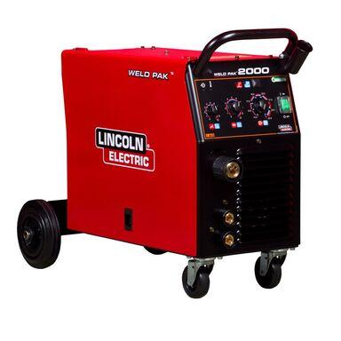Półautomat spawalniczy wielofunkcyjny WELD PAK 2000 LINCOLN ELECTRIC