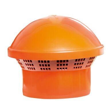 Wywiewka kanałowa do kielicha 160 mm pomarańczowa Scala Plastics