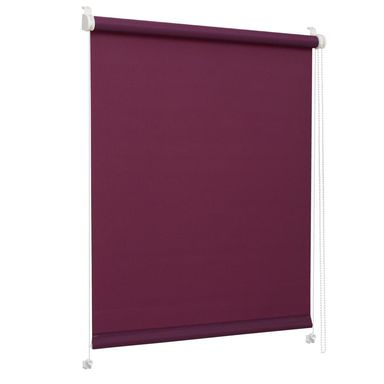Roleta okienna MINI 57 x 160 cm purpura INSPIRE