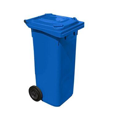 Kosz na śmieci 120 l ARREGUI niebieski na odpady papierowe