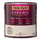 Farba wewnętrzna CERAMIC 2.5 l kremowy jaspis C63 MAGNAT