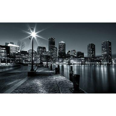 Fototapeta CITY BY NIGHT 312 x 219 cm