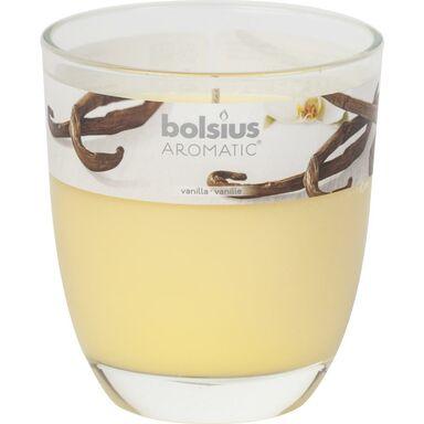 Świeca zapachowa w szkle BIG JAR wanilia BOLSIUS