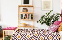 Jak urządzić mieszkanie - styl etno