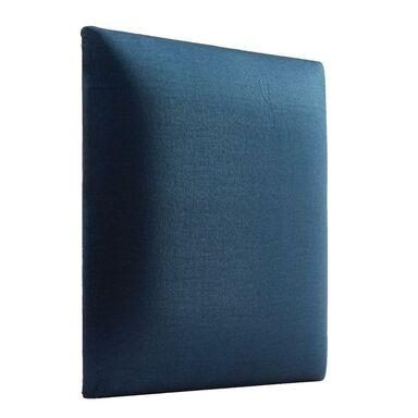 Panel tapicerowany Ciemnoniebieski 30 x 30 cm