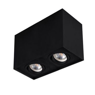 Oprawa stropowa natynkowa GORD DLP 250-B czarna GU10 KANLUX
