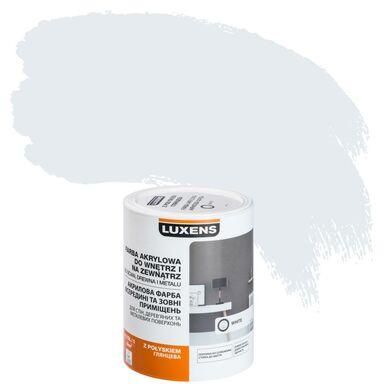 Emalia AKRYLOWA 0,75 l White LUXENS