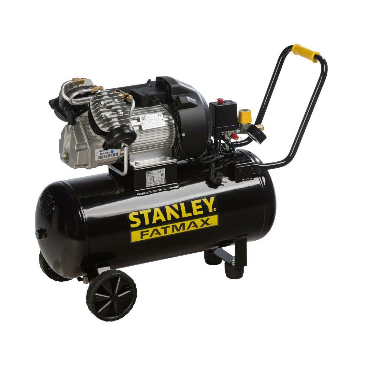 Kompresor Olejowy 8119500stf522 50 L 10 Bar Stanley Fatmax Kompresory W Atrakcyjnej Cenie W Sklepach Leroy Merlin