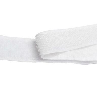 Rzep w taśmie 20 mm biały x 1 mb STANDERS