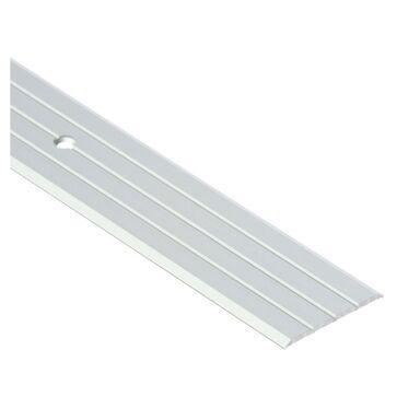 Listwa ochronna płaska 40 mm x 250 cm srebrna EASY LINE