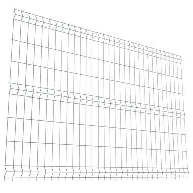 Panel ogrodzeniowy 3D 153 x 250 cm antracytowy POLARGOS