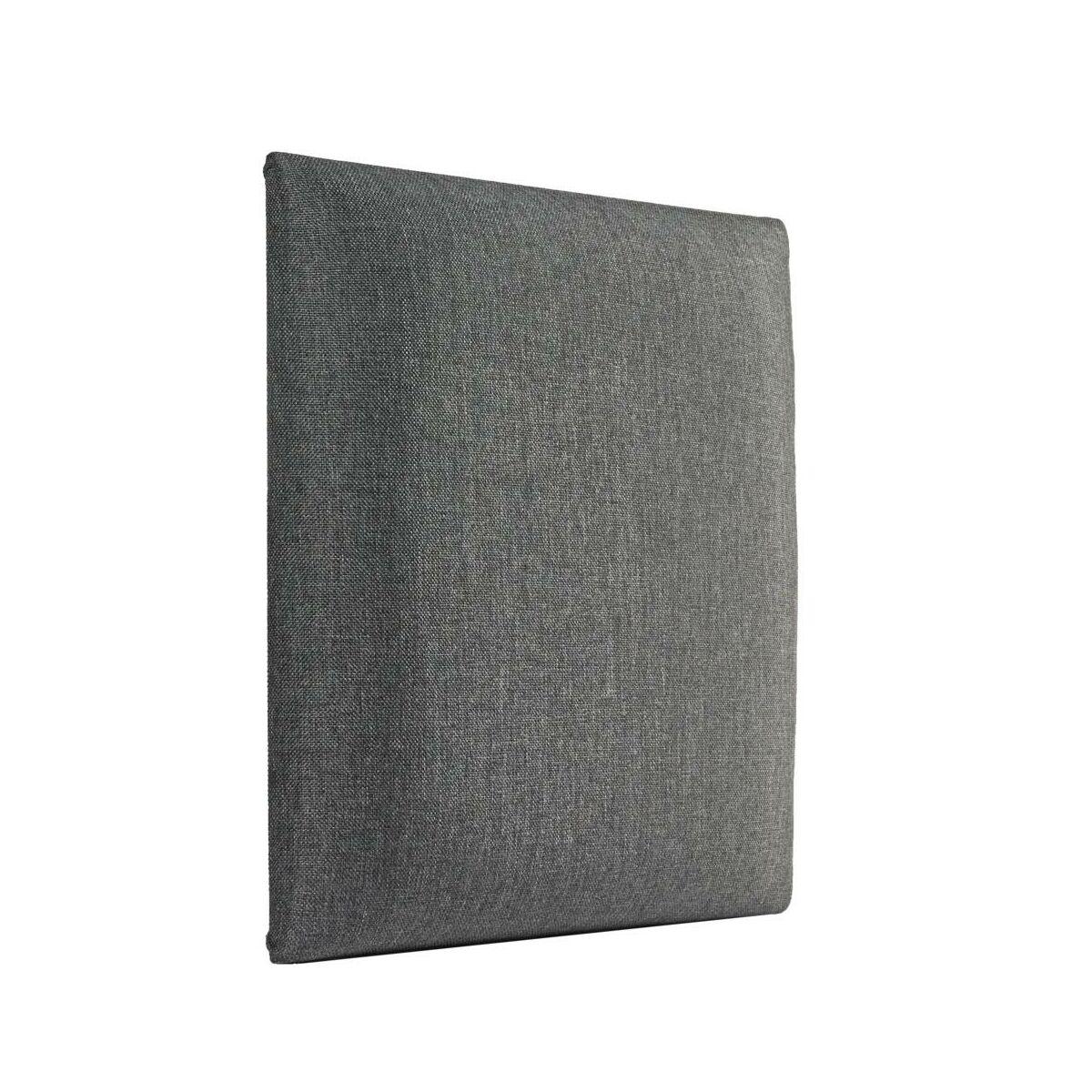 Panel Tapicerowany Ciemnoszary 30 X 30 Cm Panele Tapicerowane W Atrakcyjnej Cenie W Sklepach Leroy Merlin