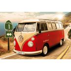 Plakat VW CALIFORNIAN CAMPERS 91.5 x 61 cm