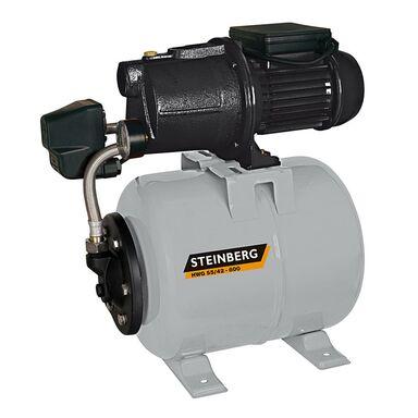 Hydrofor ze zbiornikiem HWG 55/42-800 800 W 3300 l/h 22 l STEINBERG