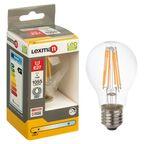 Żarówka LED E27 (230 V) 8 W 1055 lm Ciepła biel LEXMAN