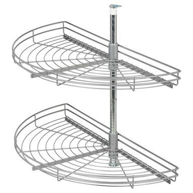 Półka cargo 2-poziomowa obrotowa VARIANT REJS