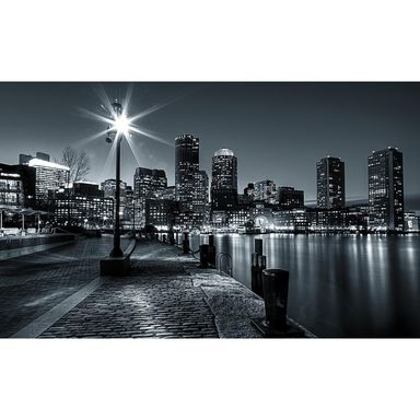 Fototapeta CITY BY NIGHT 70.5 x 104 cm