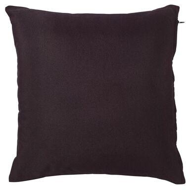 Poduszka Elema czarna 40 x 40 cm Inspire