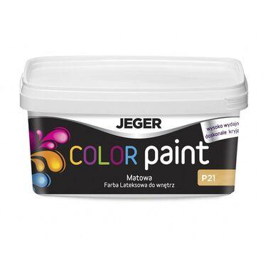Farba dekoracyjna COLOR PAINT 1 l P0131 Lateksowa matowa JEGER