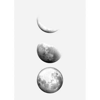 Kanwa Księżyce 50 x 70 cm