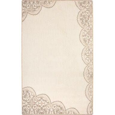 Dywan DORRI kremowy 160 x 220 cm wys. runa 7 mm AGNELLA