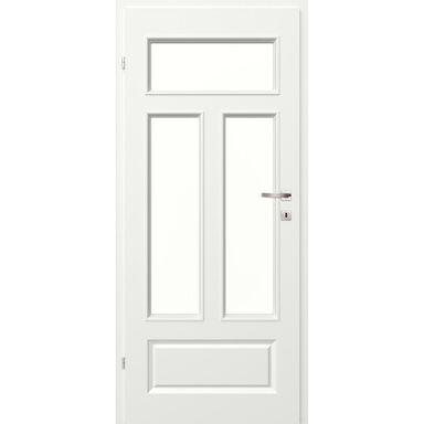Skrzydło drzwiowe pokojowe Morano I Białe 80 Lewe Classen