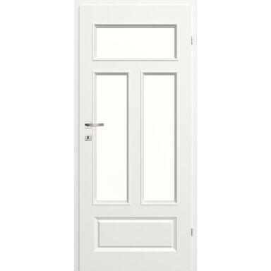 Skrzydło drzwiowe pokojowe MORANO I  Białe 80 Prawe CLASSEN