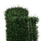Mata osłonowa PVC 3 m x 150 cm zielona SOSNA NATERIAL