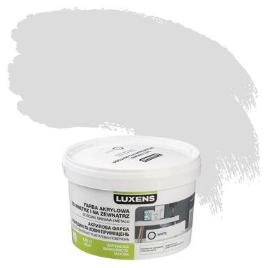 Farba wewnętrzna DO ŚCIAN I SUFITÓW 2.5 l White LUXENS