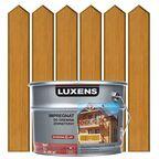 Impregnat do drewna ZEWNĘTRZNY 9 l Iroko LUXENS