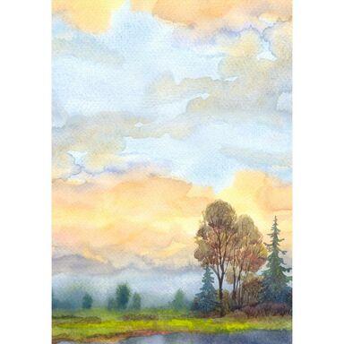 Kanwa Niebo 70 x 100 cm