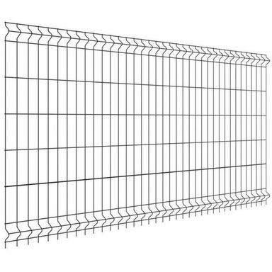 Panel ogrodzeniowy VERA 123 x 250 cm antracytowy WIŚNIOWSKI