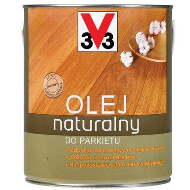 Olej NATURALNY DO PARKIETU 2.5 l Wenge V33