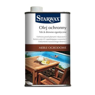 Olej do mebli ogrodowych STARWAX
