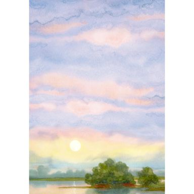 Kanwa NIEBO FIOLET 70 x 100 cm