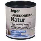 Lakierobejca NATUR 0.5 l kolor 6 Efekt naturalny matowy JEGER