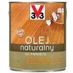 Olej NATURALNY DO PARKIETU 2.5 l Bezbarwny V33