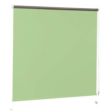 Roleta zaciemniająca Blackout 43 x 160 cm zielona Inspire