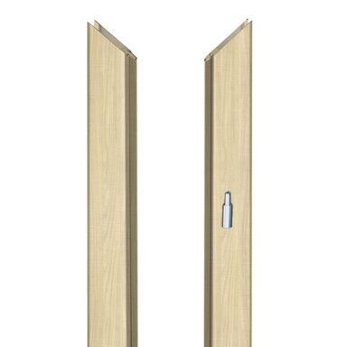 Baza prawa ościeżnicy REGULOWANEJ Orzech biały 80 - 100 mm VOSTER