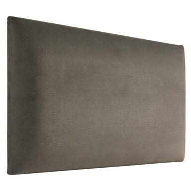Panel tapicerowany Zimny brąz 60 x 30 cm