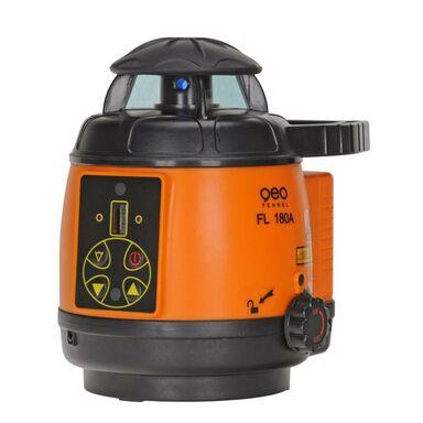 Laser rotacyjny z akcesoriami FL 180 A GEO-FENNEL