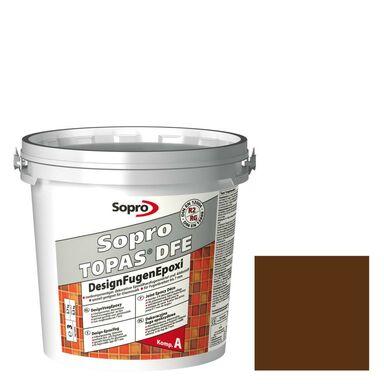 Fuga TOPAS DFE  czekoladowy  3 kg SOPRO