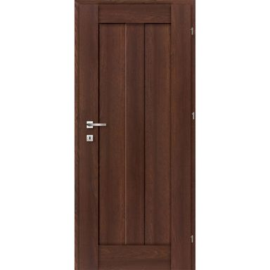 Skrzydło drzwiowe ROSA Dąb palony 80 Prawe CLASSEN