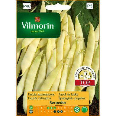 Nasiona warzyw SERPEDOR Fasola szparagowa karłowa żółta VILMORIN