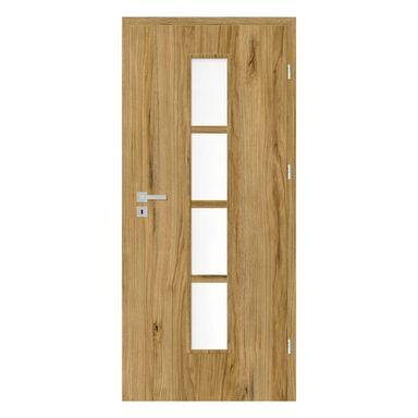 Skrzydło drzwiowe pokojowe Mila Dąb catania 70 Prawe Nawadoor