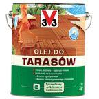 Olej do tarasów 5 l Bezbarwny V33