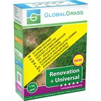 Trawa renowacyjna RENOVATION + UNIVERSAL 1 kg GLOBAL GRASS